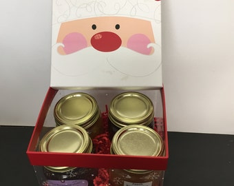 4 Gourmet Jelly Gift Box