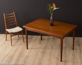 60's dining table, table, 50's, vintage (701007)