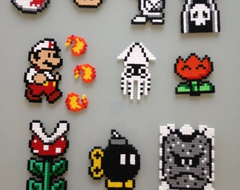 Wide and geeky Mario Pack!