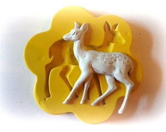 Unique Deer Mold Related Items Etsy