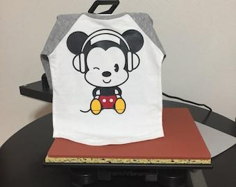 Kids Mickey Mouse shirt