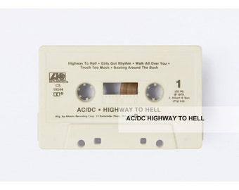 AC/DC - Highway To Hell - Photographic Print