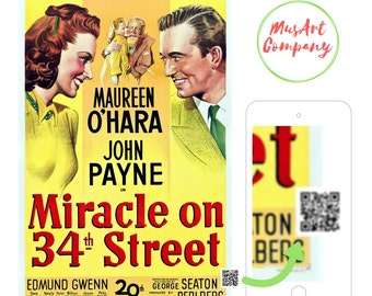 Miracle On 34th St Etsy