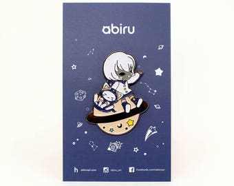 abiru Labelpin(Metal badge)