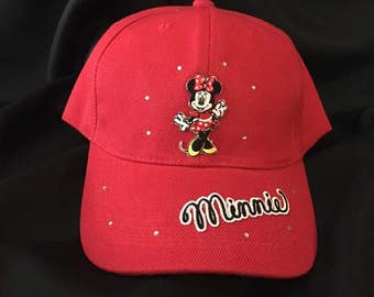 Minnie Mouse Character Hat