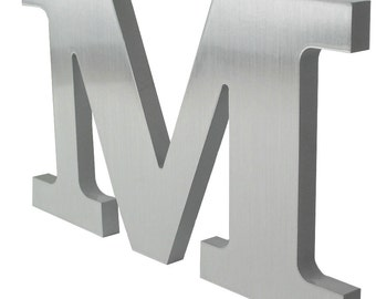 metal letters 14 thick custom built small large metal letters