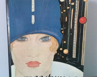 Vintage fashion and costume book 1980, 80's fashion
