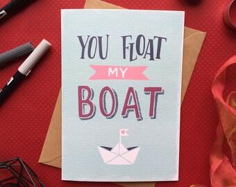 Cute Valentines Day Card, Funny Valentine Card, Girlfriend Card, Boyfriend Card, Humour Love Greetings Card, Funny Anniversary Card