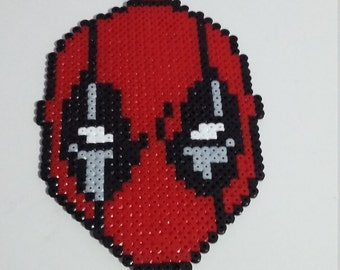 Deadpool Hama Beads