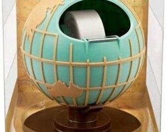 Scotch Dispenser, Globe, 1 Roll of Tape (C42-GLOBE) by Scotch