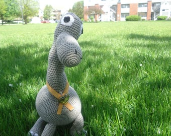 Dinosaur Toy, Stuffed Dinosaur, Stuffed toy, Dinosaur amigurumi
