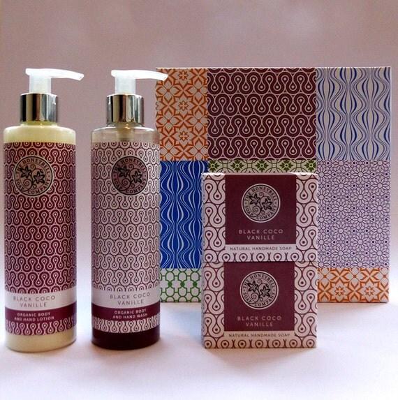 The Black Coco  & Vanille Luxury Gift Box