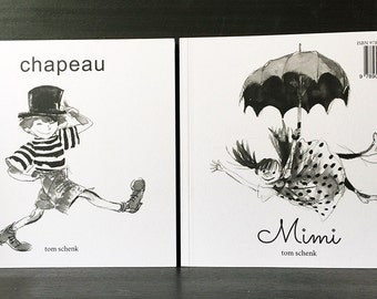 chapeau Mimi-children's book