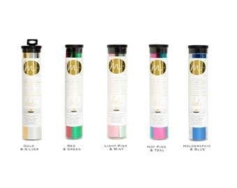 Heidi Swapp 6 Inch 5ft Minc Reactive Foil Combo Packs