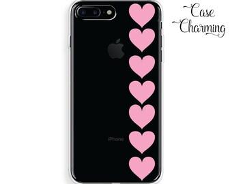 Clear Phone Case Cute iPhone 7 Plus Case iPhone 6s Plus Case iPhone 6 Plus Case iPhone 7 Case iPhone 6s Case iPhone 6 Case iPhone SE Case