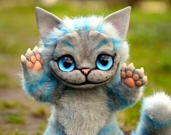 Cheshire cat (FREE POST)