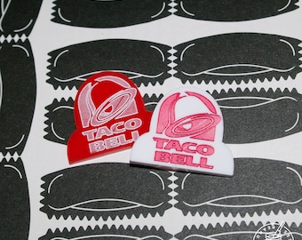 Taco Bell - Pin badge/ magnet
