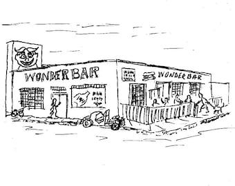 The Wonder Bar, Asbury Park, New Jersey