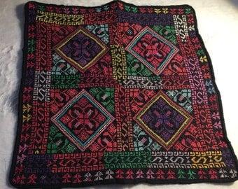 Bedouin Pillow Cover - Handmade in Egypt