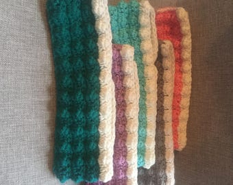 Bobble Stitch Headband