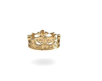 Hilz & Heitz Crown Ring