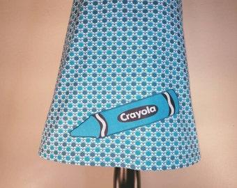 Girl's Crayola Crayon Dress