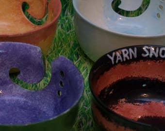 You Design It Yarn Bowl