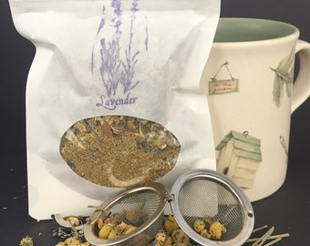 Lavender Chamomile Loose Tea