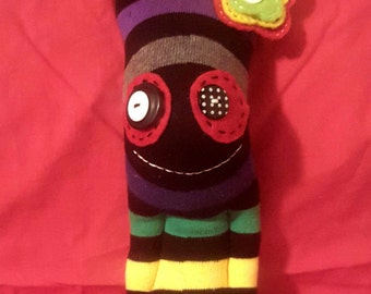 Sock Monster: Buttoneye