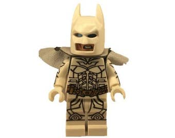 LEGO Minifigures Custom Batman DC Comics Made with Original LEGO Parts