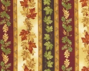 Cotton Fabric Quilting Fall Time  -
