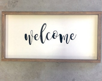 Welcome. 12x24