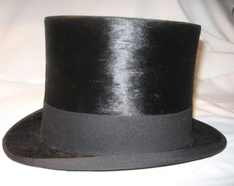 Henry Heath Silk Top Hat