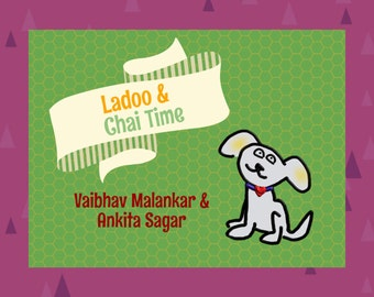 LadooBook: Chai Time! Fun & engaging children's book about Indian culture! Great gift for young readers!