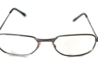 Vintage Metal Glasses Frame