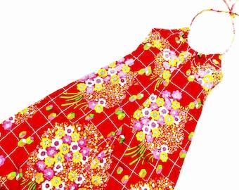 60s 70s hiPpie long DreSs size S MaXiDreSs dress Maxi dress FaShion hippie 70s 60s