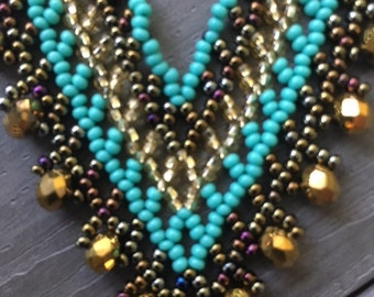 Beaded Guatemalan Necklaces