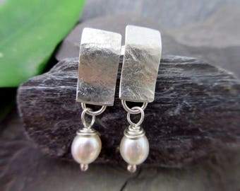 Noble studs silver of earrings silver earrings sterling silver