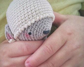 LITTLE MOUSE crochet pattern