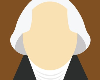 Minimalist Thomas Jefferson
