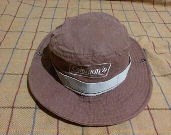Vintage Coleman Outdoor Bonnie Hat Coleman Cap Hat