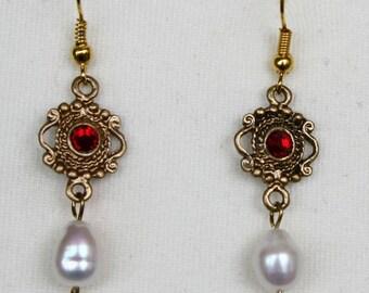 Renaissance earrings