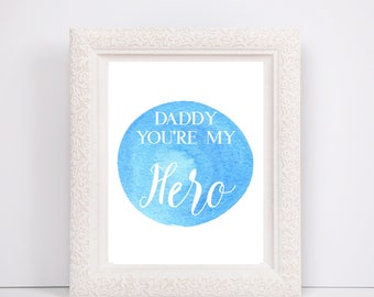 Fathers day print / adoption prints / Fathers day cards / Step dads / Fathers day / Adoption cards
