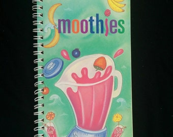 Smoothies (Klutz) 22 Frosty Fruit Drinks- Cookbook for children