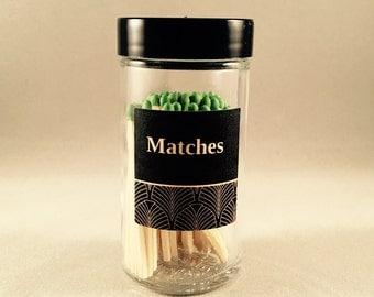 Wooden Matches
