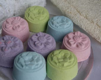 Aromatherapy Shower Bombs- Set of 4