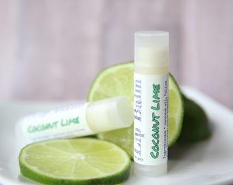 Lip Balm - Coconut Lime