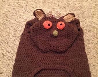 Gruffalo etsy uk for Gruffalo fabric