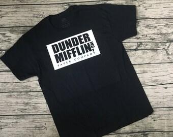 Dunder Mifflin Inc. Paper Company T-Shirt