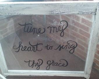 Upcycled antique vintage window decor PICK UP ONLY Cincinnati